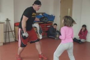 Kickboxing Memory
